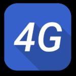 4g lte only mode logo