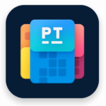 periodic table pro logo